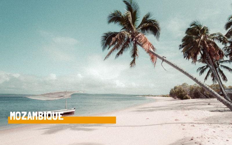 Landen Mozambique