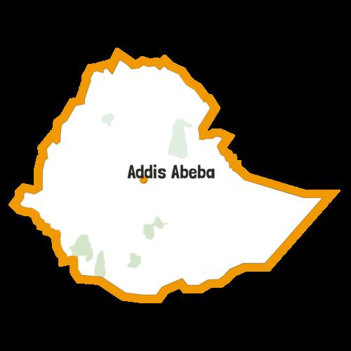 Landkaart-Ethiopie-CT.