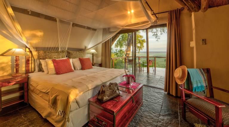 Accommodations Botswana Muchenje Lodge
