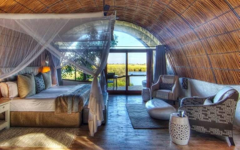 Accommodations Okuti Camp