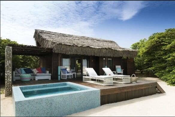 Accommodations Anantara Lodge