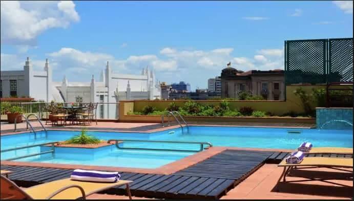 Accommodations Pestana Maputo