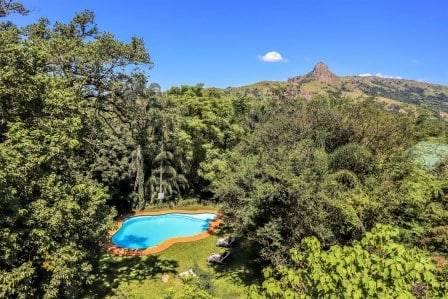 Accommodations Mantenga Lodge