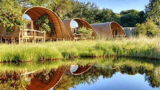 Accommodations Okavango Delta