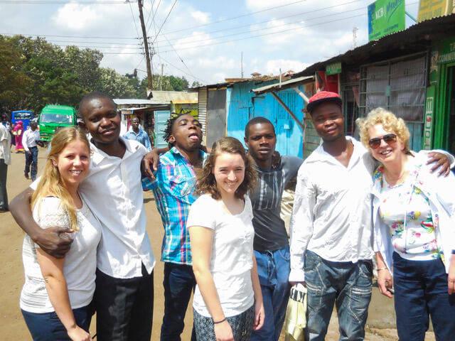 familiereis naar afrika nai nami nairobi