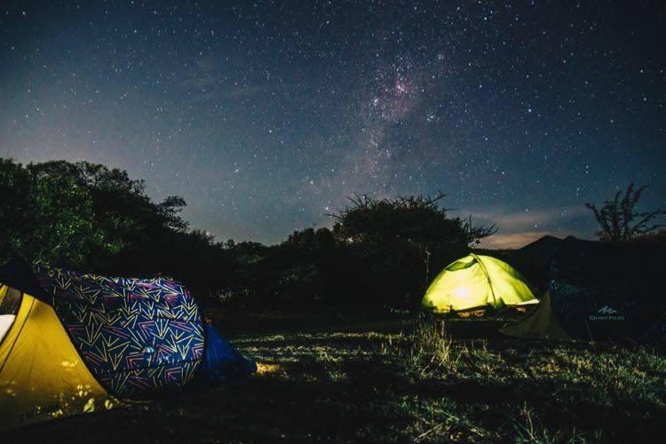 Accommodations Eswatini Home Tent